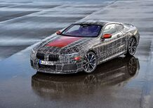 BMW Serie 8, i test in Italia [Video]