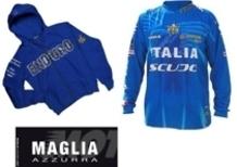 Merchandising Maglia Azzurra