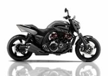L'anti B-King è pronta: Yamaha 1.800 Vmax
