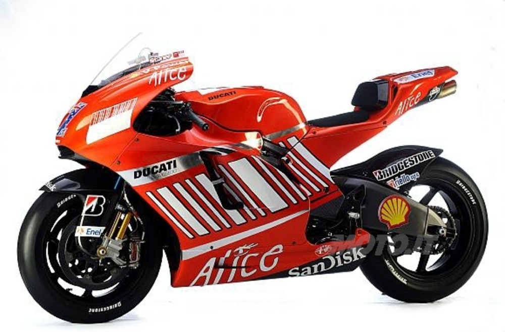 Ducati GP8