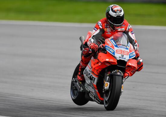 MotoGP. Lorenzo: Più simile alla Yamaha