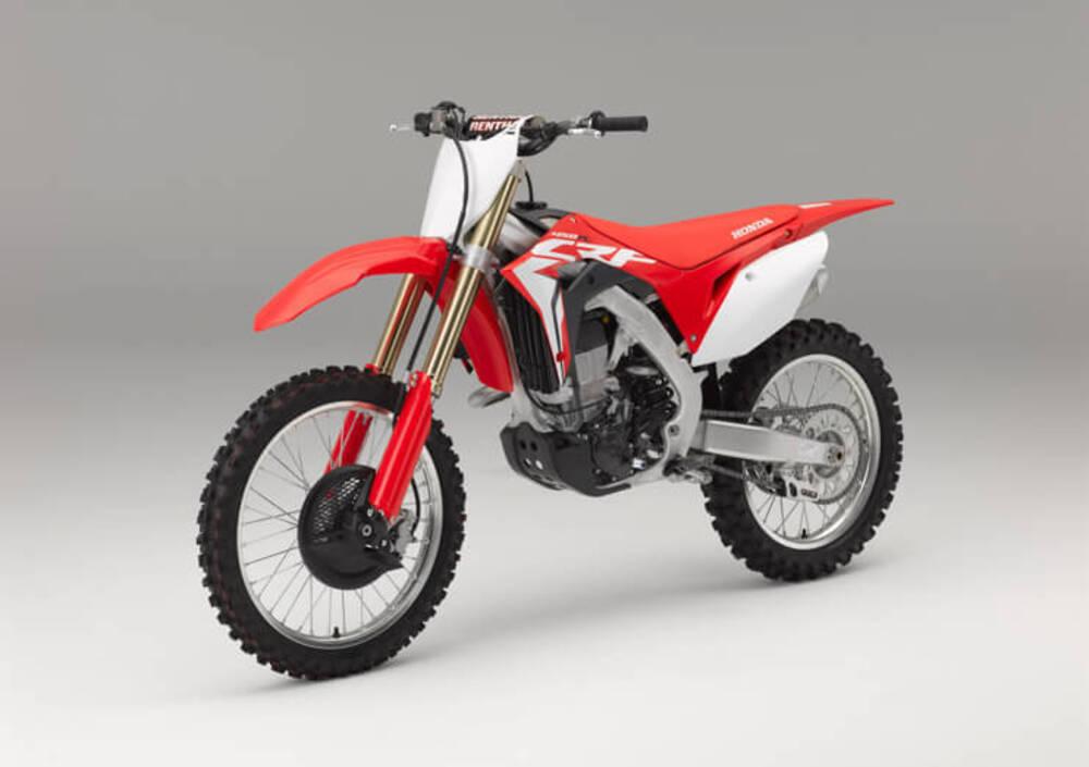 Honda Crf 450 R 2018 Prezzo E Scheda Tecnica Motoit