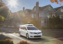 FCA e Google più vicine: nuovo accordo Chrysler-Waymo