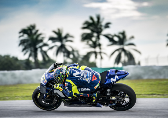 MotoGP 2018. Rossi: Problemi incomprensibili