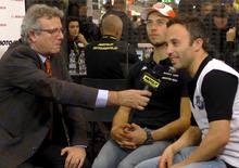 EICMA 2015: Lorenzo Zanetti e Massimo Roccoli