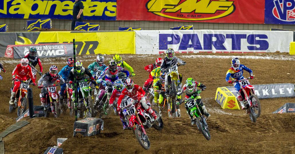 Ride in the USA: SX Glendale, il campionato prende faccia