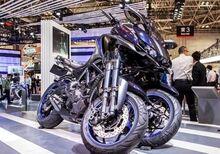 EICMA 2015: Le nuove moto non avranno soltanto due ruote