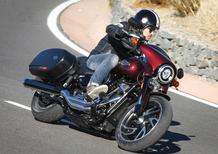 Harley-Davidson Sport Glide. La cruiser più sportiva