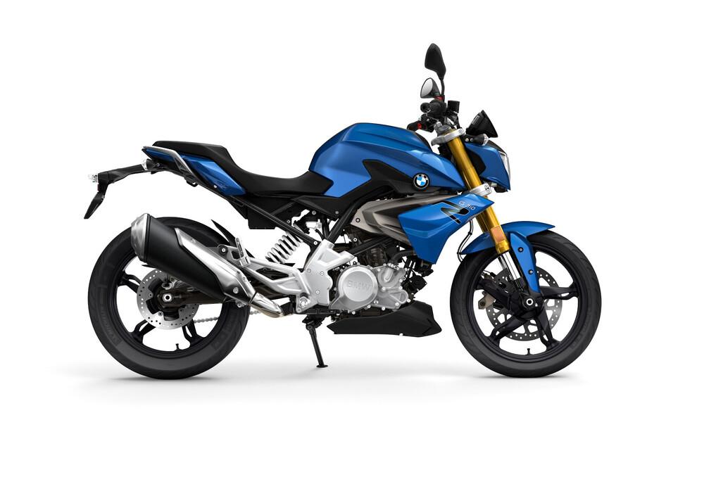 bmw g 310 r (2016 - 17), prezzo e scheda tecnica - moto.it