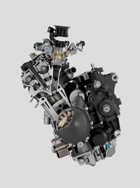 I moderni quadricilindrici sportivi di 600 cm3, autentici concentrati di tecnologia, erogano oltre 120 cavalli. La loro potenza specifica è dell'ordine di 205 – 215 CV/litro