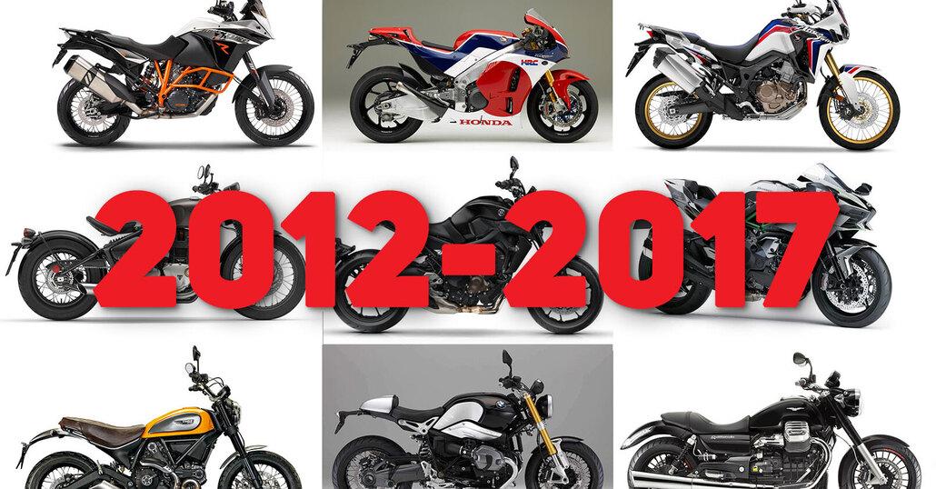 Qual è stata la moto Top del periodo 2012-2017? Ducati 1199 Panigale!