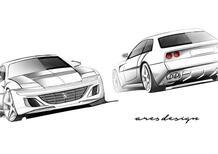 Ares Design, Nuova realizzazione su base Ferrari: rivive la 412