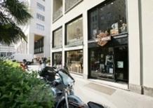 A Milano è stata inaugurata la nuova boutique Harley-Davidson