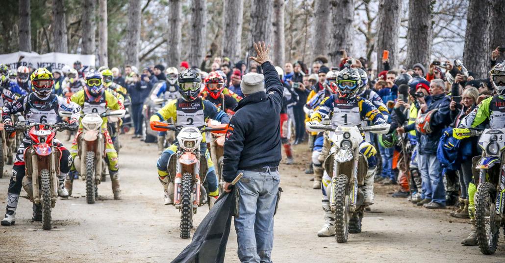 Nasce il Trofeo Metzeler Extreme Enduro FMI 2018