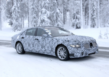 Mercedes Classe S, iniziati i test per la prossima generazione