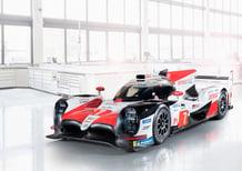 WEC, Toyota svela la vettura per la superstagione 2018/2019