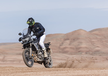Triumph Tiger 800 XC XR 2018. TEST in Marocco!