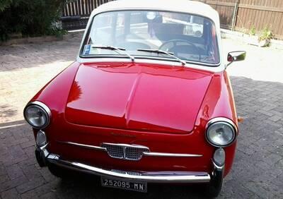 Bianchina berlina mod 110 DBA d'epoca del 1963 a Gaiarine