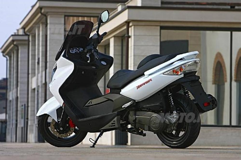 Xciting R 300i