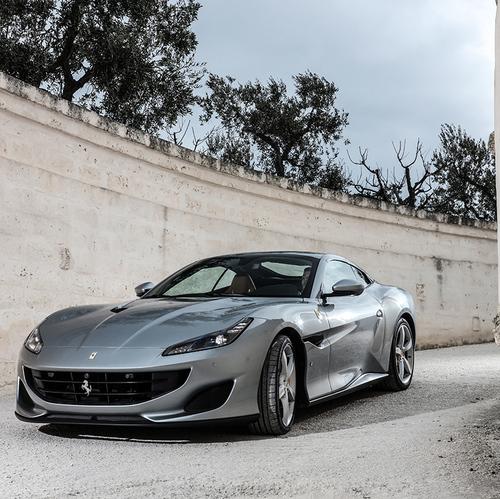 Ferrari Portofino, Puro Godimento A Cielo Aperto [Video