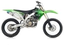 X3 per Kawasaki KX 450 F