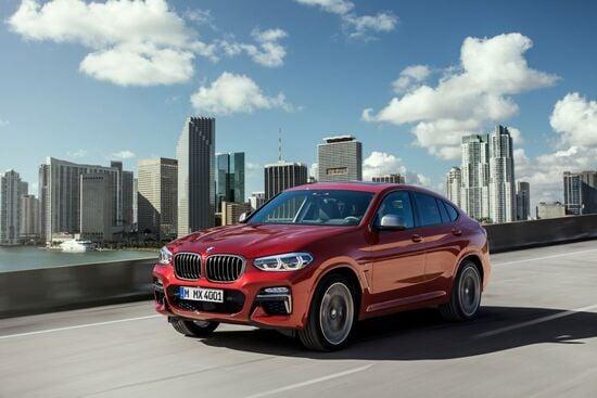 Nuova Bmw X4: tutto sull'inedita generazione del SUV-coupé teutonico [GALLERY]