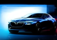 Pininfarina sviluppa due modelli per la casa automobilistica vietnamita VinFast