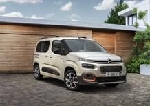 Citroën Berlingo 2018: presentato il nuovo multispazio francese