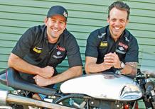 Norton, al TT con un team tutto australiano