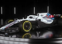 F1, Williams toglie i veli alla FW41