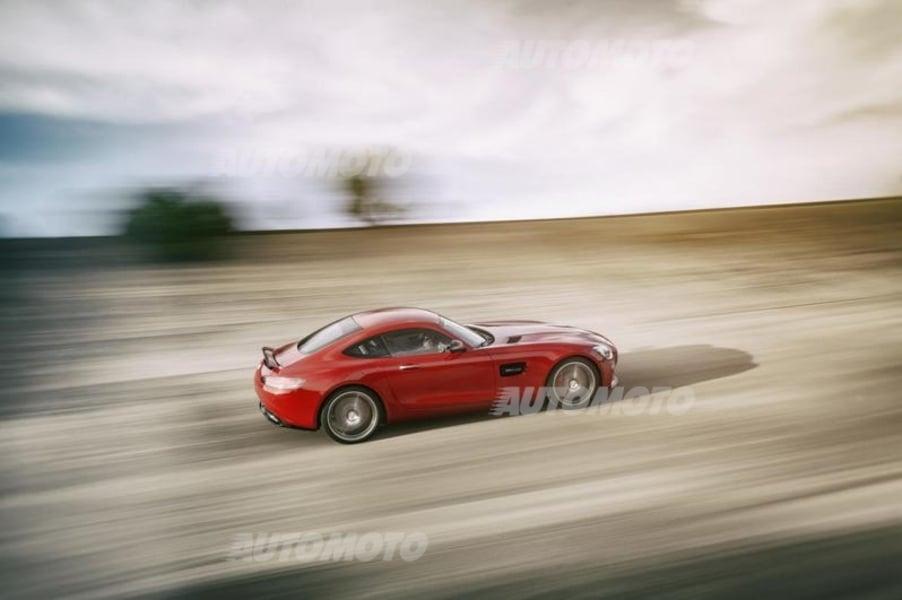 Mercedes-Benz AMG GT (2014->>) (3)