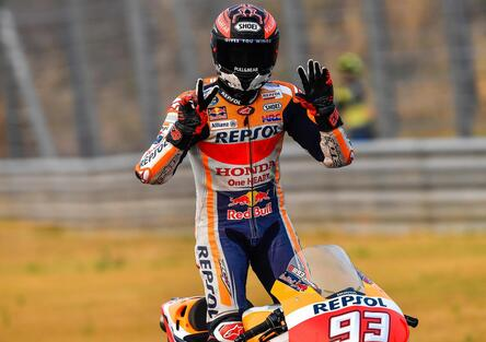 MotoGP test, Day 3. Marquez e Pedrosa: Test positivi