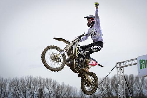 Internazionali d'Italia MX 2018. Cairoli campione. Terribile incidente per Gajser! (5)