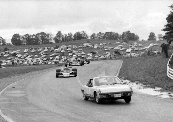 Formula 1: la prima volta della Safety Car