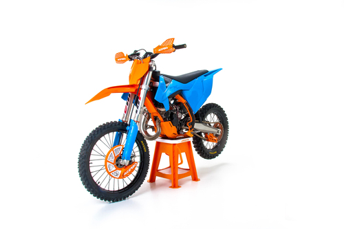 Acerbis: kit plastiche limited edition KTM (3)