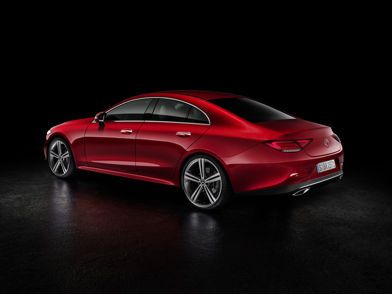Mercedes-Benz CLS (2017->>) (4)