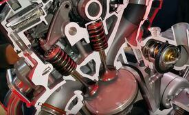 Il nuovo bicilindrico della Honda Africa Twin 1000 ha imbiellaggio con fasatura a 270°
