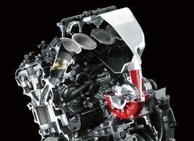Il compressore della Kawasaki H2