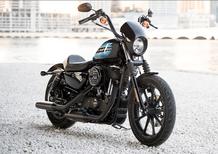 Harley-Davidson 1200 Iron (2018)
