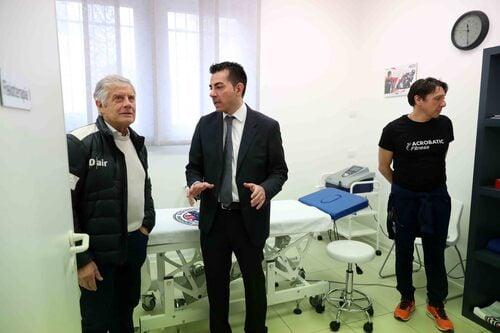 MotoGP. La Clinica Mobile mette radici a Piacenza (2)