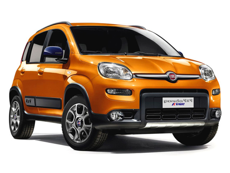 Fiat Panda 0.9 TwinAir Turbo S&S 4x4 K-Way