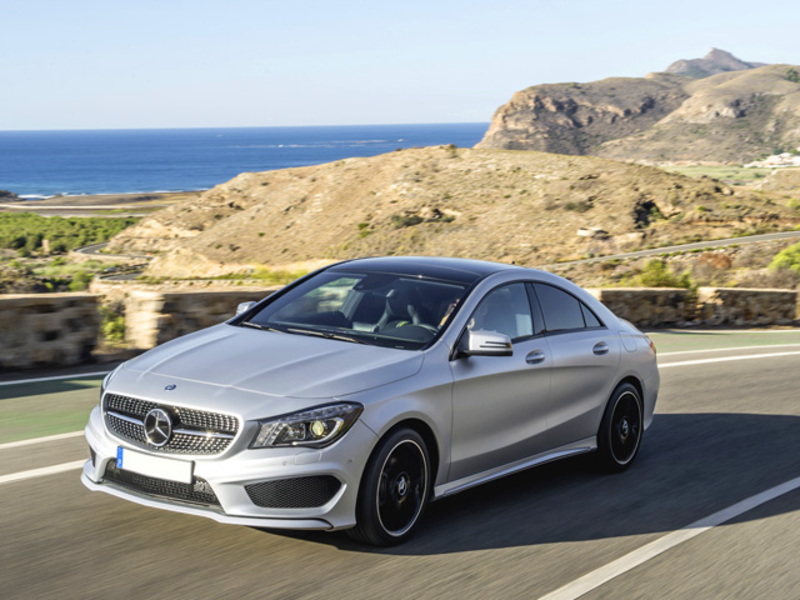 Mercedes-Benz CLA 180 d Automatic Sport Night