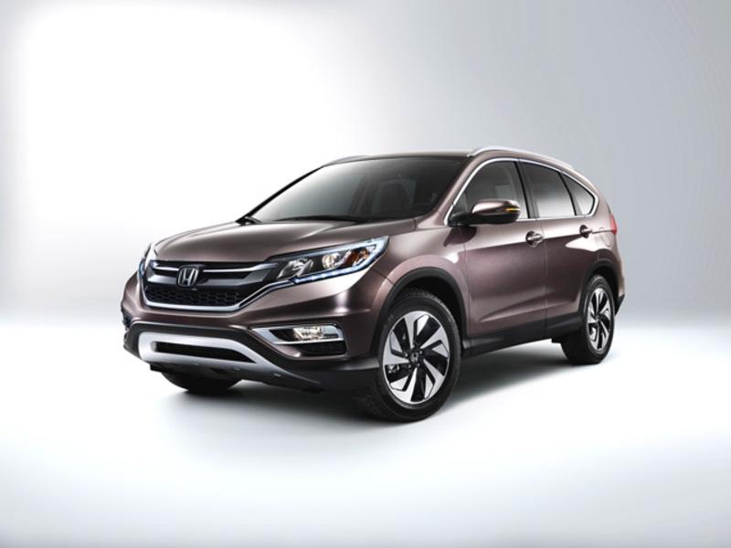 Honda CR-V 2.0 i-VTEC Comfort 2WD