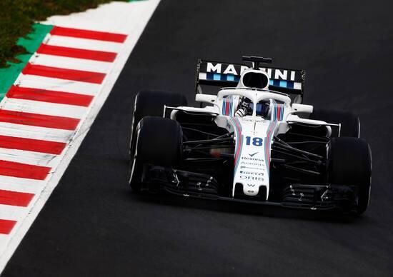 F1, Williams e Martini non rinnoveranno l'accordo