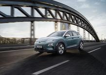 Hyundai Kona Electric, il SUV compatto diventa 100% elettrico