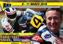 Arai: Freddie Spencer a Motodays 2018