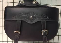 borse laterali in pelle Held