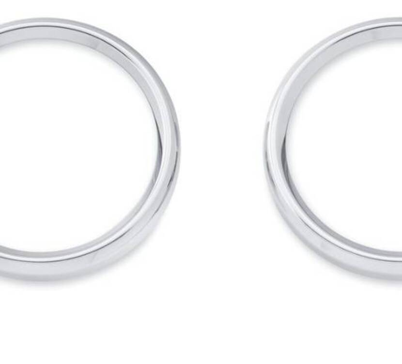 Harley-Davidson® GAUGE BEZEL COVER KIT - 74560-96