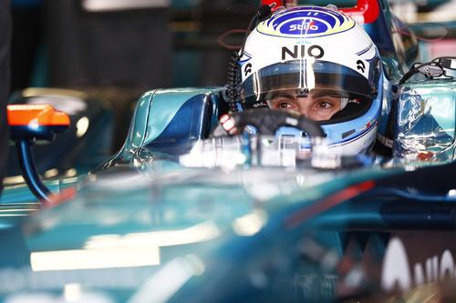 Formula E, ePrix di Città del Messico: pole per Rosenqvist (3)