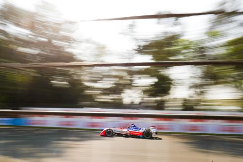 Formula E, ePrix di Città del Messico: pole per Rosenqvist (6)